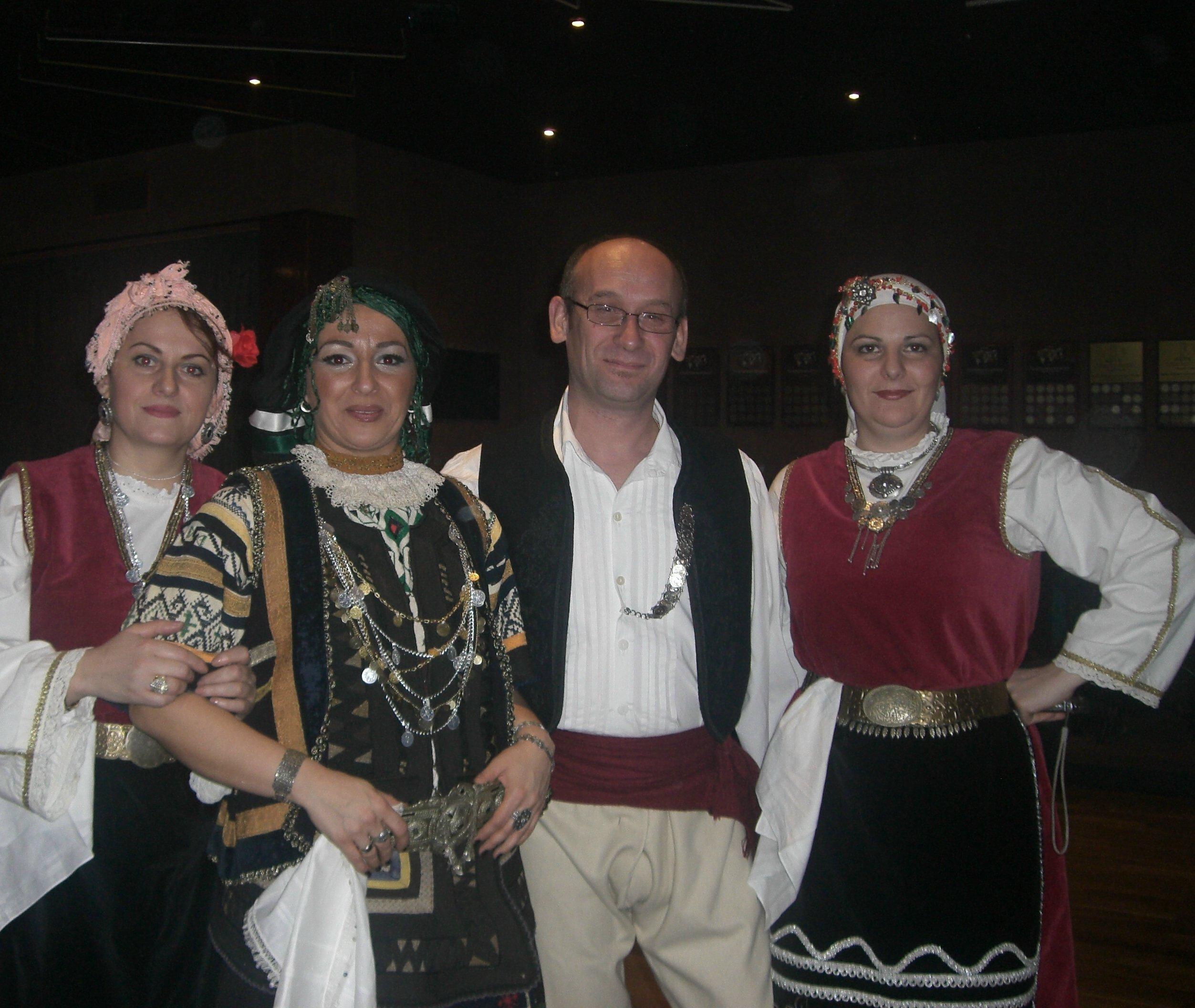 Ratingen (Kurz vor Auftritt) - 27. 02. 2011